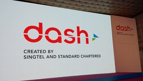 SingTel and Standard Chartered Bank today launched Dash, a mobile money service that does not rely on NFC.