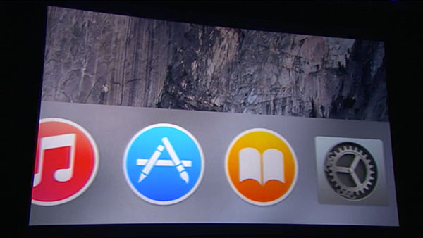 New OS, new icons. Now, where have we seen them before?