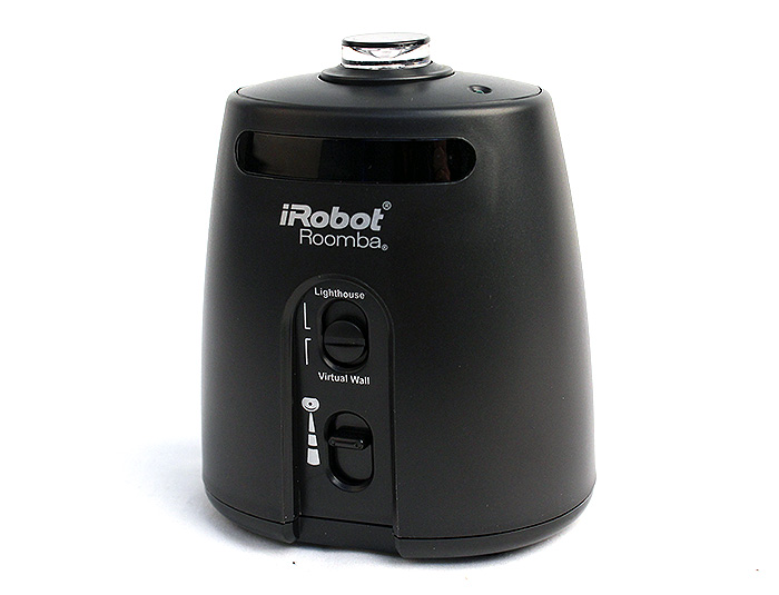 This little device helps restrict the Roomba 880's movements for more efficient cleaning.