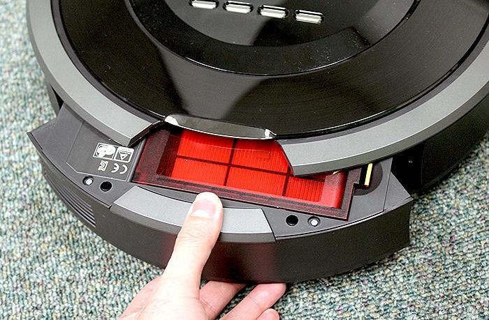 Performance & Conclusion : iRobot Roomba 880 - Helpful Robot