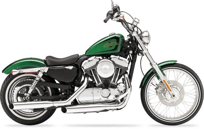 Harley-Davidson XL1200V Sportster Seventy-Two
