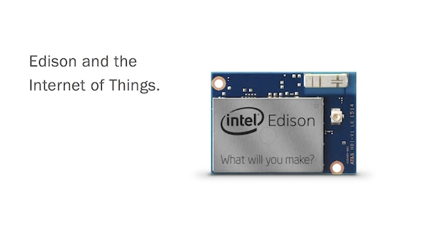 A little trivia: In 1971, the Intel 4004 processor held 2,300 transistors on a 1cm^2 chip. Advancements in manufacturing process in 2014 enables 1 billion transistors to be packed into a single chip, which makes wearable devices possible.