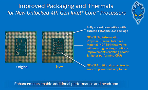 Intel Core i7 Processor Hits 4 0GHz with Devil's Canyon