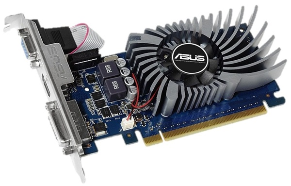 The ASUS GT730-1GD5-BRK. (Image Source: ASUS)