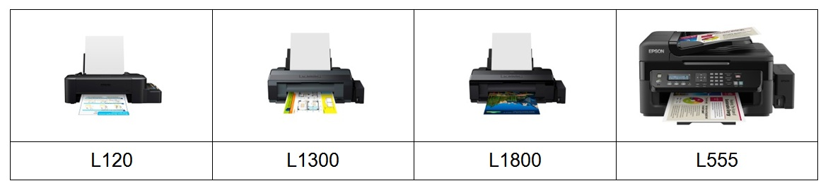 Epson announces new L-Series Ink Tank System Printers