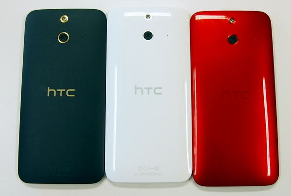 While our personal favorite color is the misty gray, HTC's 'hero' color for the One (E8) is actually white.