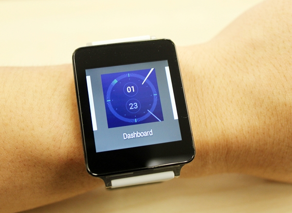 LG G Watch Previewed
