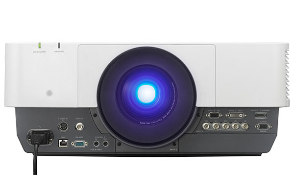 Sony VPL-FHZ700L 3LCD laser light source projector. (Image source: Sony.)