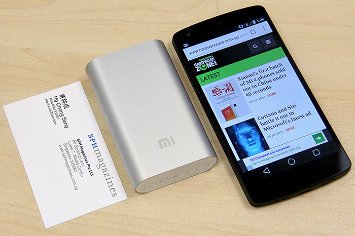 xiaomi 5 200mah mi power bank review this is what you get for s 9