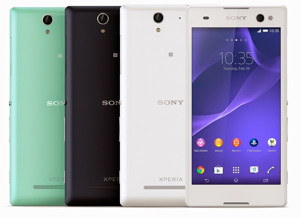 Image source: Sony Mobile