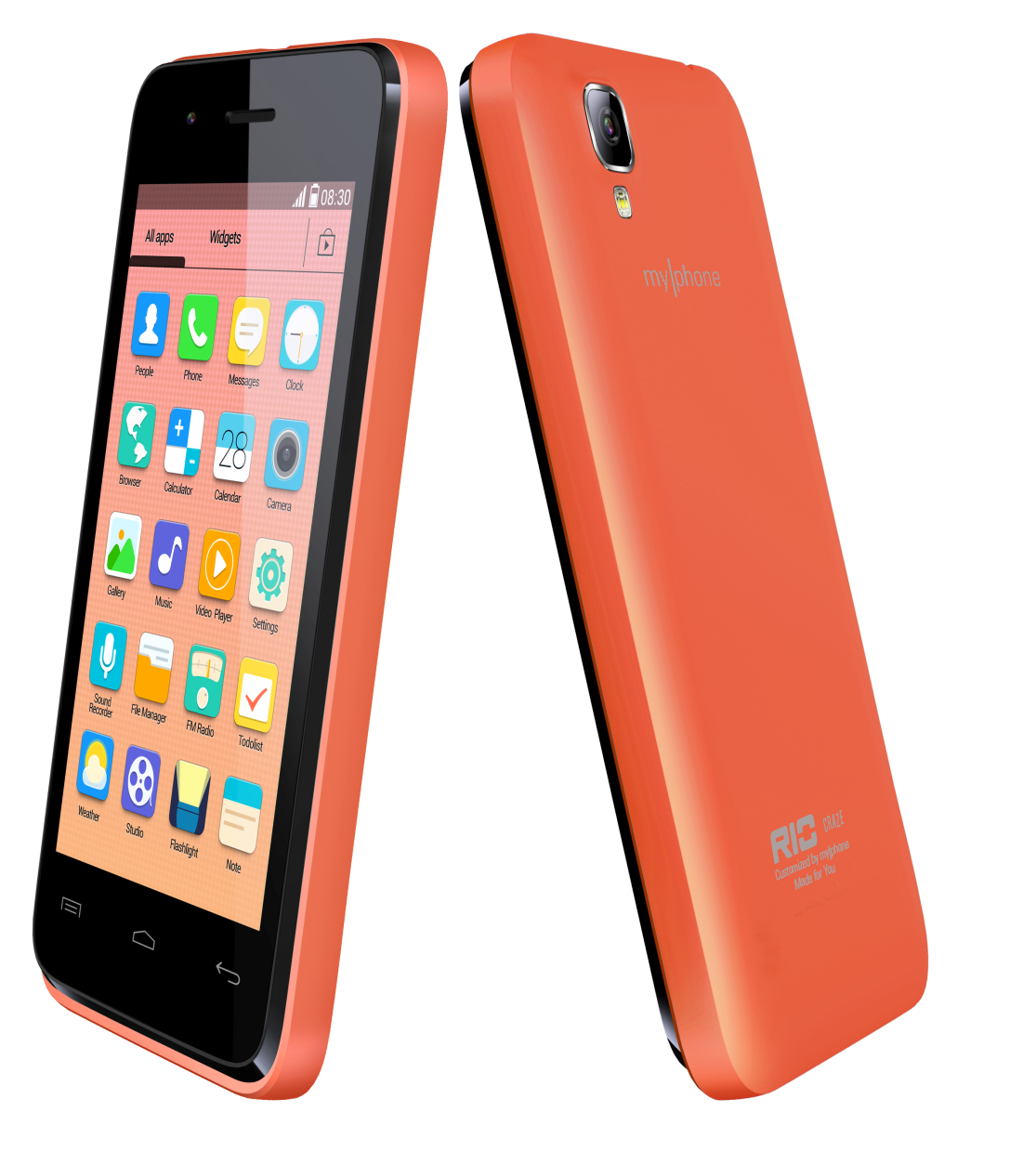 Phone Android Phone With Kitkat Os myphone rio craze launches as an affordable dual core smartphone with android kitkat os