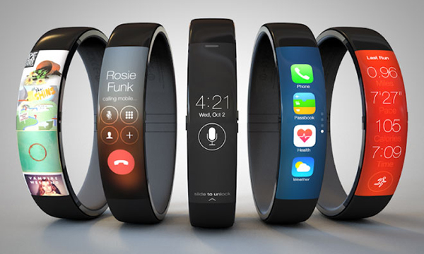 Could Apple's rumored iWatch be as disruptive as the iPhone and iPad?