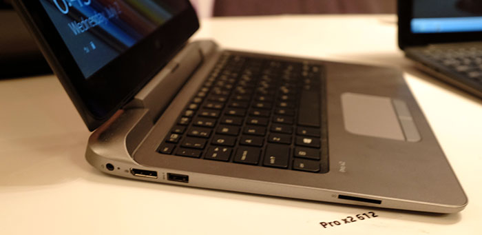 Hands-on: HP Pro x2 612 - HardwareZone com sg