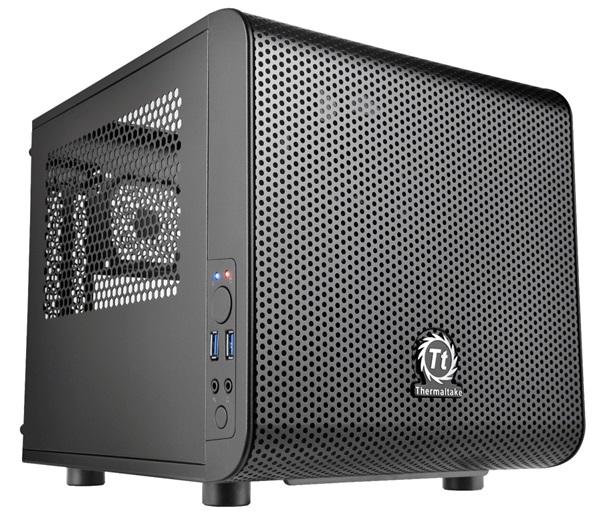 Thermaltake announces Cube V1 mini-ITX chassis ...