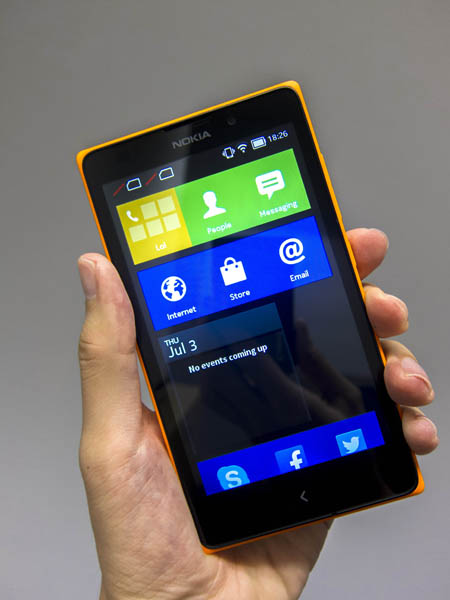 The Nokia XL