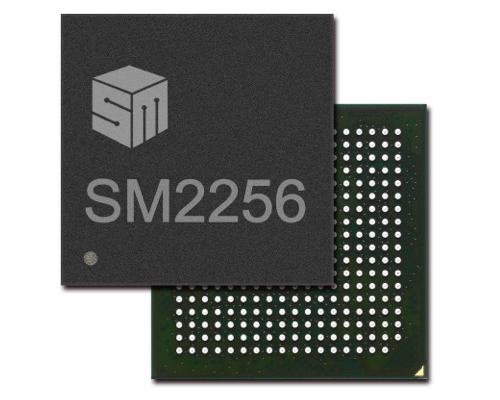 Silicon Motion SM2256