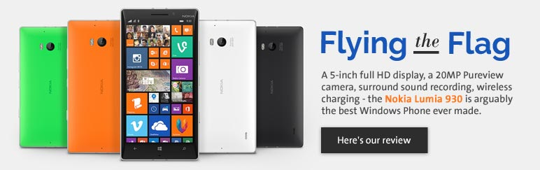 Review: Nokia Lumia 930