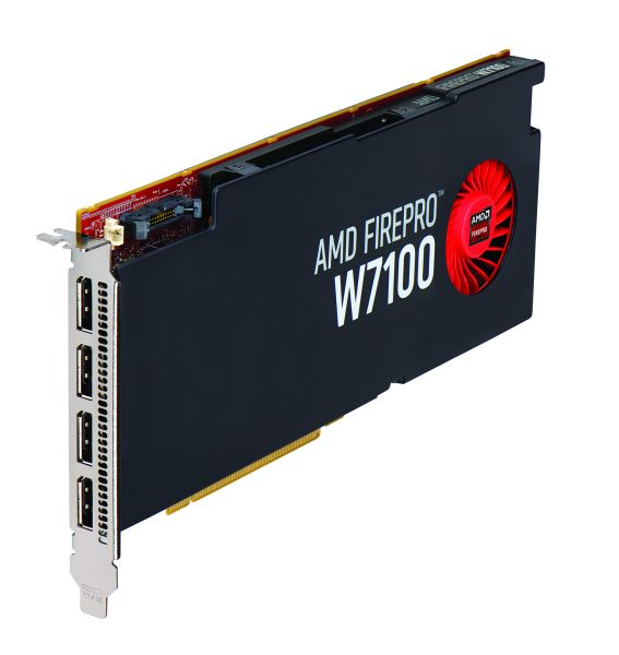 AMD unveils six new FirePro professional graphics cards