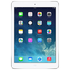Apple iPad Air (Wi-Fi, 16GB, Silver)