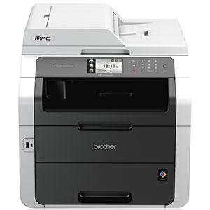 Brother MFC-9330CDW Color LED Multi-Function Printer