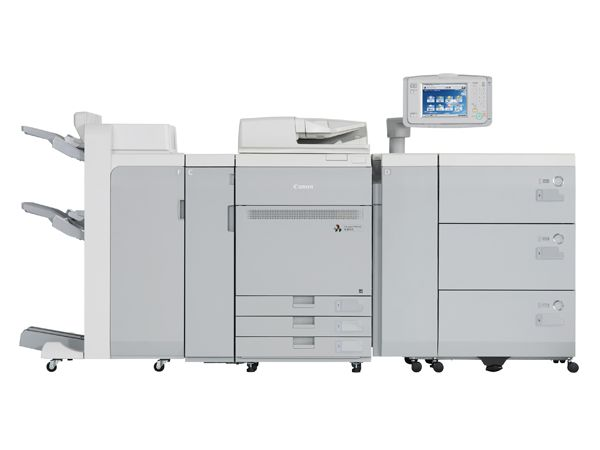 The imagePRESS C800 series.