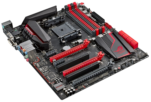 The ASUS ROG Crossblade Ranger. (Image source: ASUS)