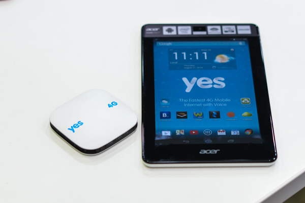 A closer look at the Acer Iconia One 7 and the Huddle XS.