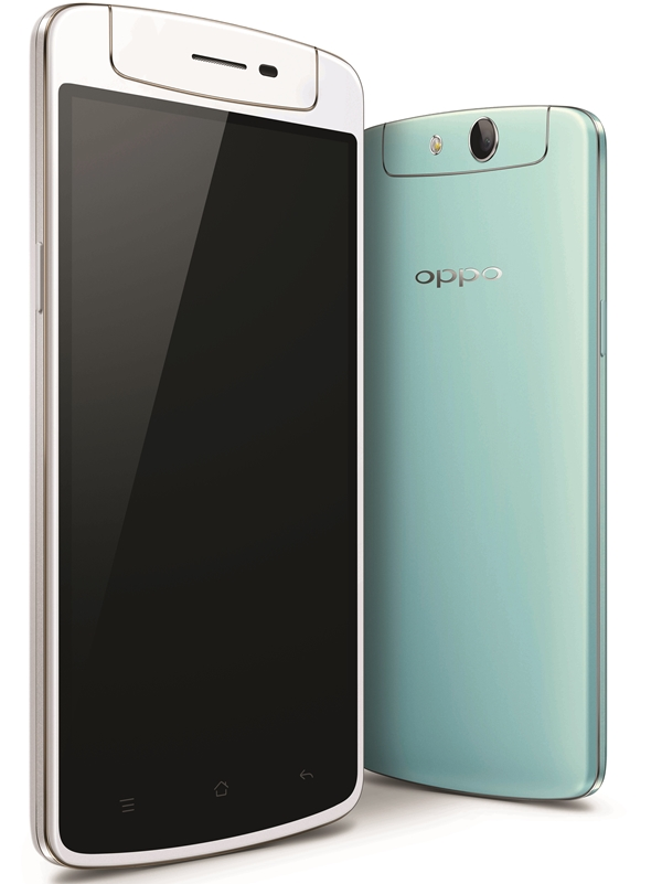 The Oppo N1 Mini is available for S$549. <br>Image source: Oppo