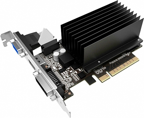 Palit GeForce GT 720 (NEAT7200HD06-2080H) (Image source: Palit)