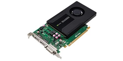 Quadro K2200 (Image source; NVIDIA)