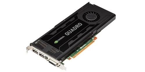 Quadro K4200 (Image source: NVIDIA)