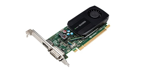 Quadro K620 (Image source: NVIDIA)