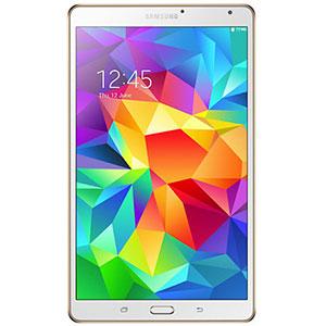 Samsung Galaxy Tab S 8.4 (Wi-Fi, 16GB, White)