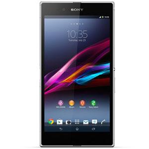 Sony Xperia Z Ultra (White)