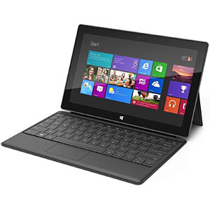 Microsoft Surface Tablet (First-gen) + Keyboard Cover