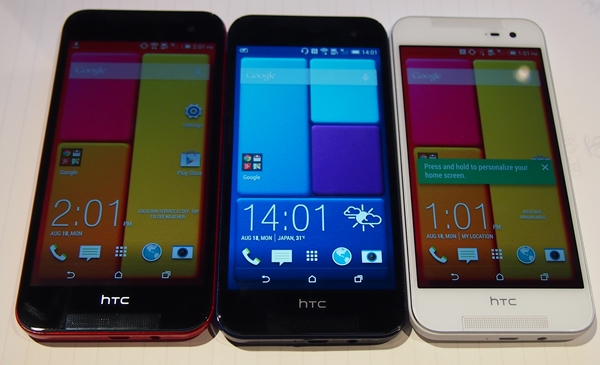 The HTC Butterfly 2 is not a variant of the One (M8); it is the third member of a generation of smartphones which started off in Japan two years ago.