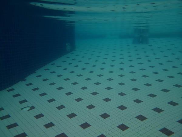 Taking photos under water!