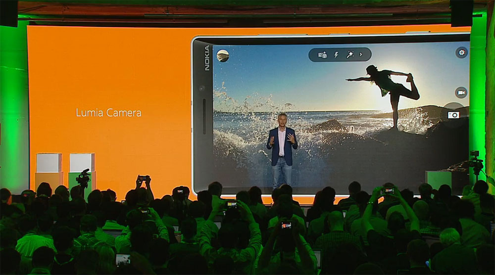 Microsoft unveils 'Lumia Denim' update with faster, better ...