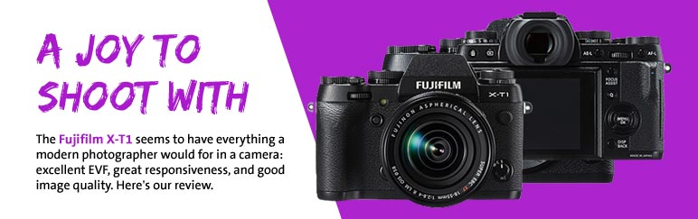 Review: Fujifilm X-T1