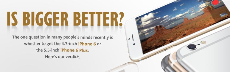 Review: Apple iPhone 6 & 6 Plus