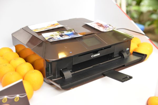 The Canon PIXMA MG7570 is Canon's new flagship inkjet printer.