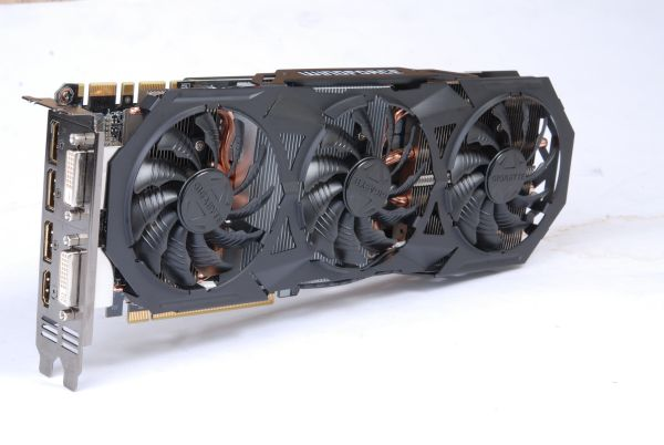 Gigabyte revealed its new G1. Gaming GeForce GTX 970 graphics card.