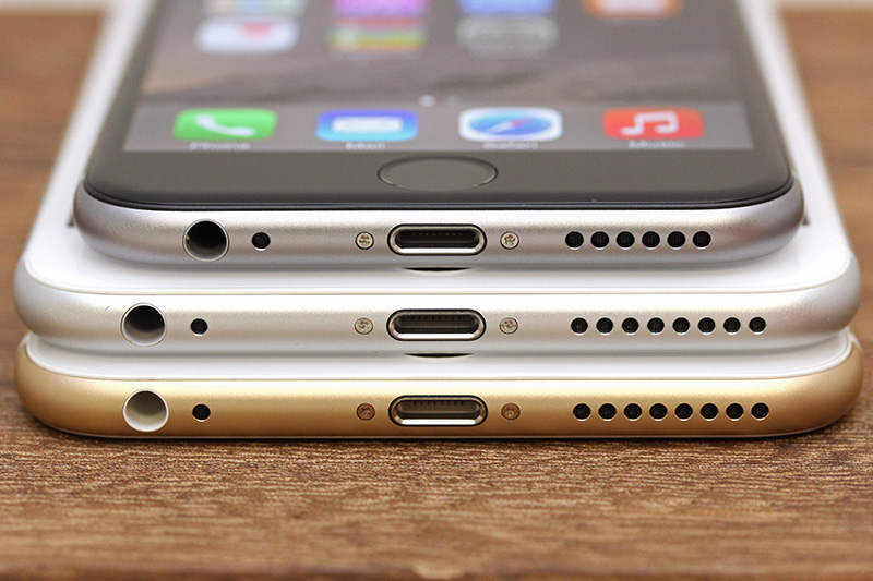 up close with the iphone 6 and iphone 6 plus - Colors For Iphone 6 Plus