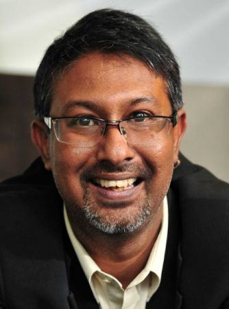 Dinesh Nair, Director, Developer Experience & Evangelism, Microsoft Malaysia