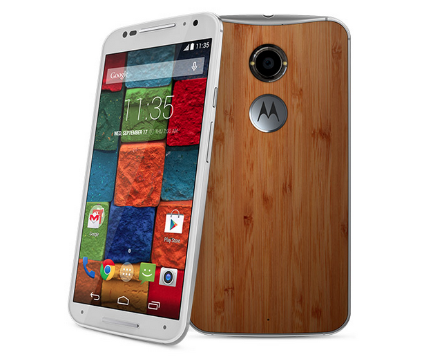 The second generation Moto X is bigger, better and more personalized.