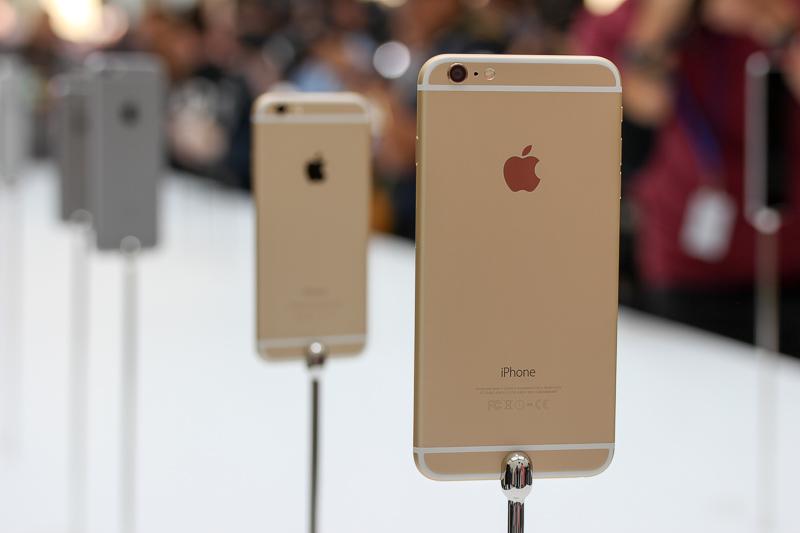 Chiếc iPhone 6 Plus hiện tại có mấy màu [ IMG]