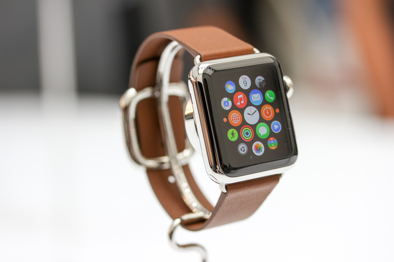 The world's first glimpse of the Apple Watch was in September last year when Apple finally revealed it has been working on a smartwatch.