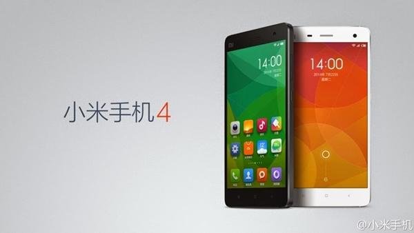 (Xiaomi Mi 4. From: Weibo)