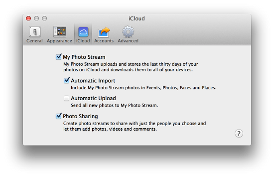 Don't forget to disable Photo Stream on your mac as well.