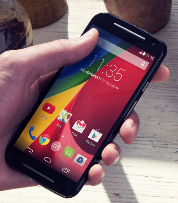 The new generation Moto G sports a larger screen, slightly improved processing power and better cameras. Otherwise it's mostly similar to its predecessor.